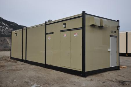 E-Houses | Electrical & Hydro-Electric Power Substation & Switchgear